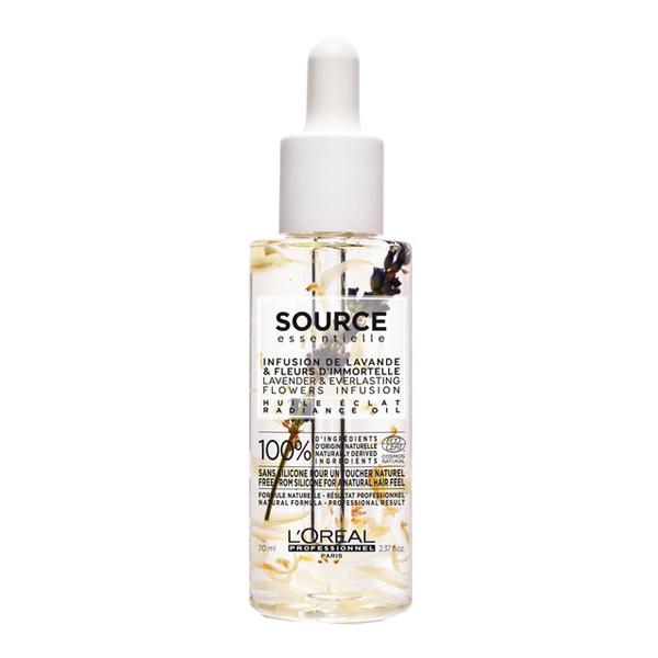 Spray de Brillo para el Cabello Source Essentielle Lavender & Jasmin L'Oreal Expert Professionnel (70 ml)