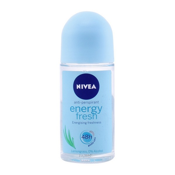Desodorante Roll-On Fresh Energy Nivea (50 ml)