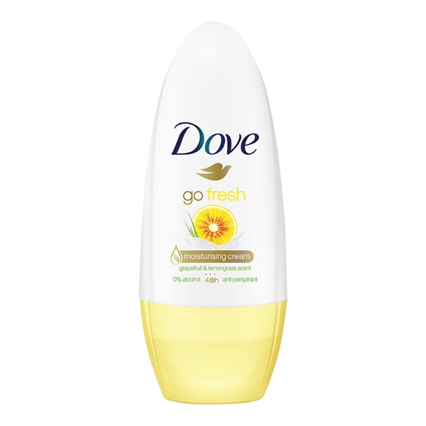 Desodorante Roll-On Go Fresh Grapefruit Dove (50 ml)