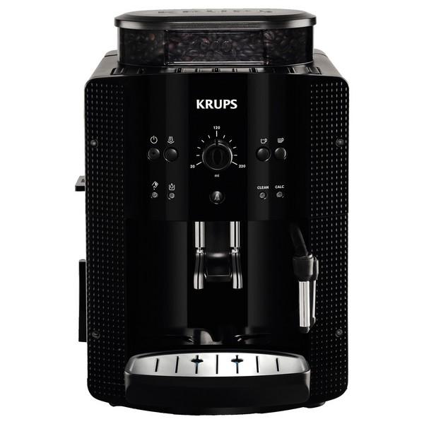 Cafetera Express Krups EA8108 1,8 L Negro