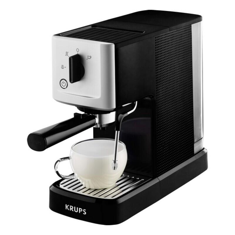 Cafetera Eléctrica Krups XP3440 1L 1460W Negro (5)