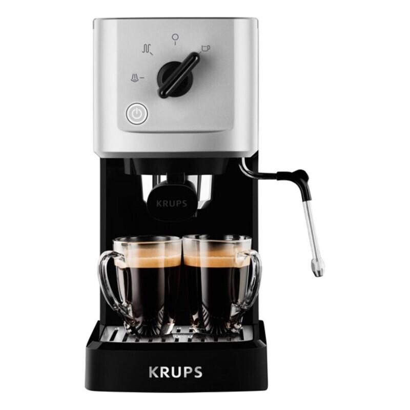 Cafetera Eléctrica Krups XP3440 1L 1460W Negro (3)