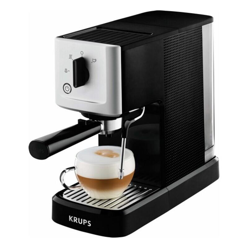 Cafetera Eléctrica Krups XP3440 1L 1460W Negro (1)