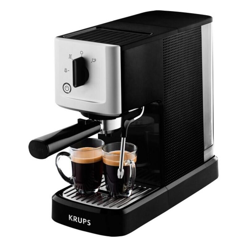 Cafetera Eléctrica Krups XP3440 1L 1460W Negro