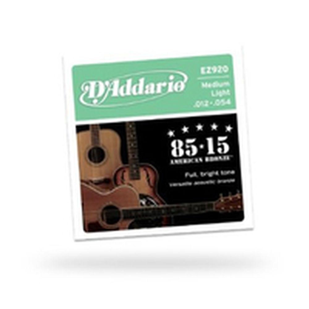 Acoustic Guitar Strings EZ920 (Refurbished C)