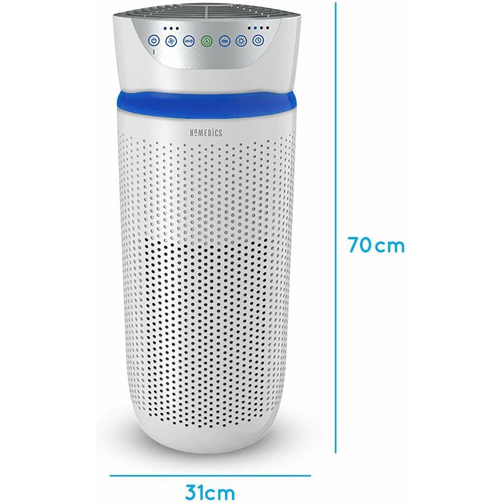 Air purifier AP-T40 White (Refurbished D)