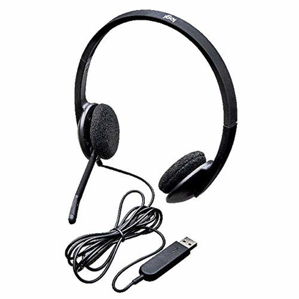 Headphones with Headband Logitech H340 (1,8 m) (Refurbished B)