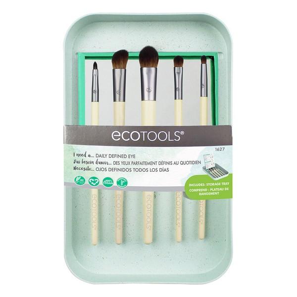 Set de Brochas de Maquillaje Daily Defined Ecotools (6 pcs)