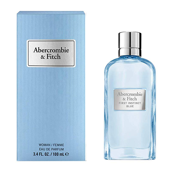 Perfume Mujer First Instinct Blue Abercrombie & Fitch EDP