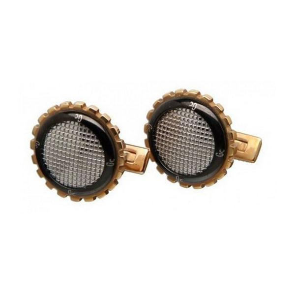 Cufflinks Guess CMC70704 (2,2 cm)