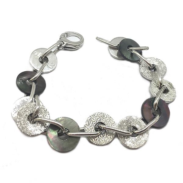 Bracelete feminino Guess CWB80806 (21 cm)