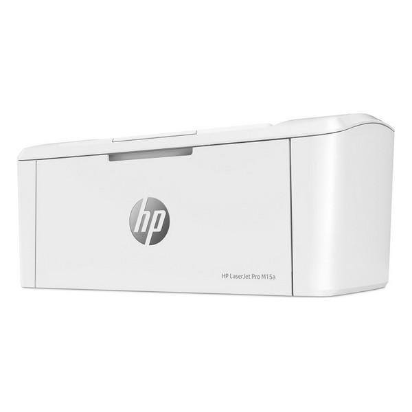 Monochrome Laser Printer HP LaserJet Pro M15a 8 MB 600 x 600 DPI White
