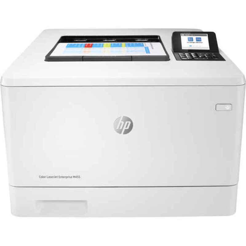 Laser Printer HP LaserJet Enterprise M455DN White USB