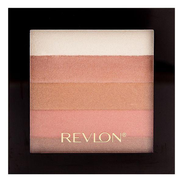 Blush Highlighting Palette Revlon (7,5 g)