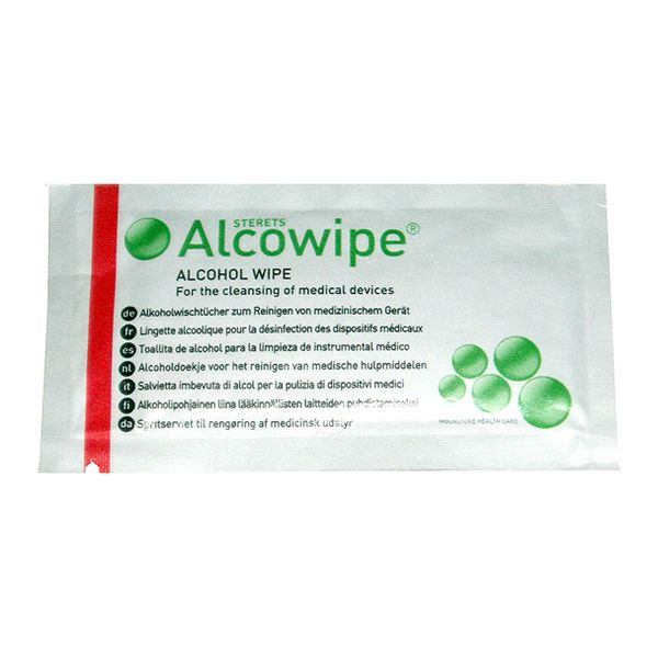 Sterile Cleaning Wipe Sachets (Pack) ElectraStim N6881