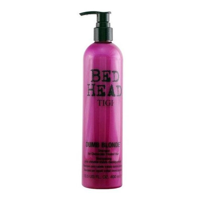 Champú Nutritivo Bed Head Dumb Blonde Tigi