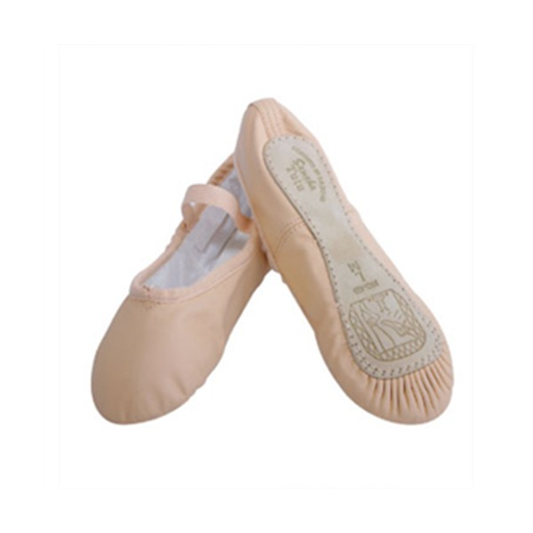 Children's Soft Ballet Shoes Valeball Pink