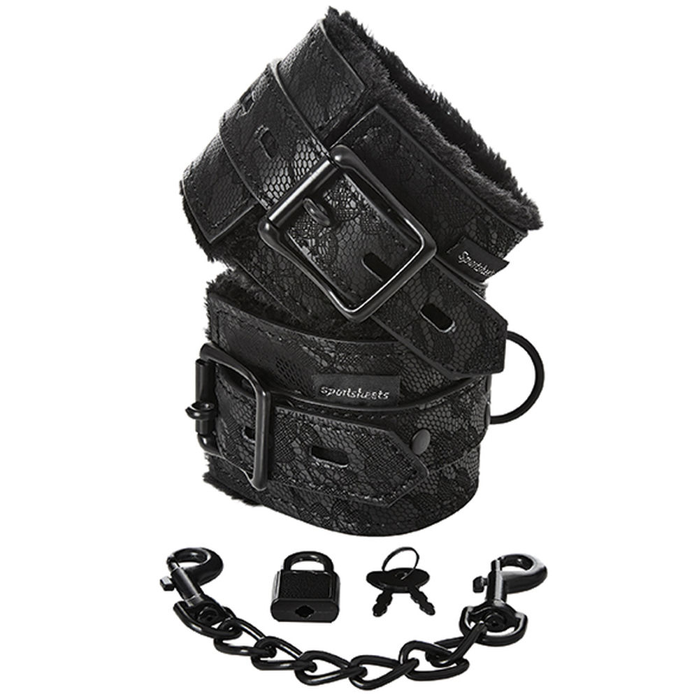 Adjustable Handcuffs Sincerely Sportsheets 20175