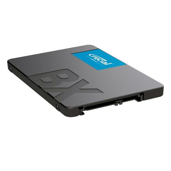 """Disco Duro Crucial BX500 2,5"""" SSD"""