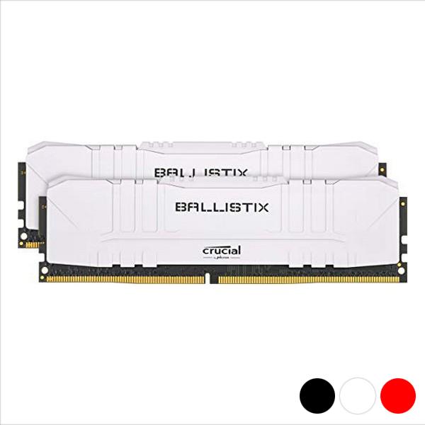 RAM Memory Crucial BL2K8G32C16U4 16 GB DDR4 3200 Mhz 16 GB 16 GB (2 x 8 GB)
