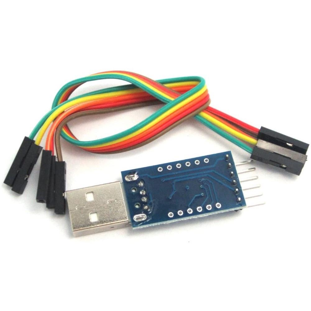 Adaptor CP2104 USB to TTL (Refurbished A+)