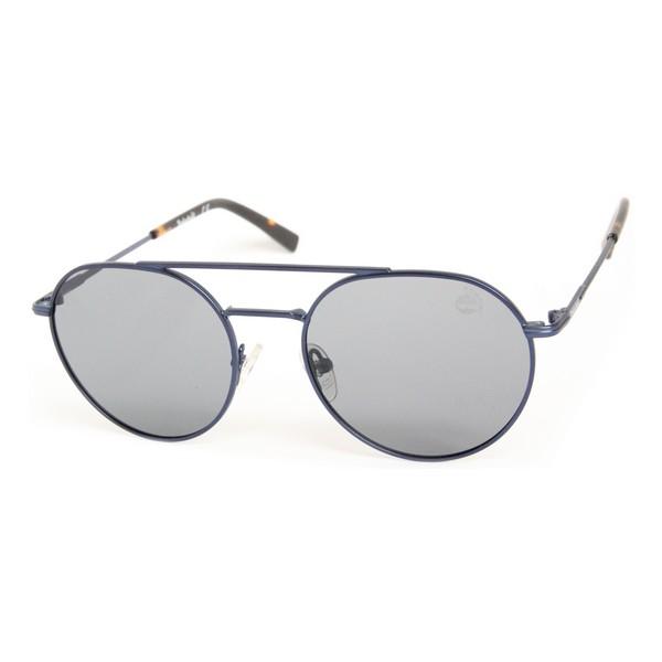Gafas de Sol Unisex Timberland TB9123-5291D Azul (52 Mm)