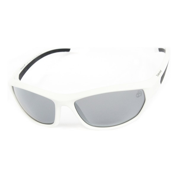 Gafas de Sol Unisex Timberland TB91266221R Blanco (62 Mm)