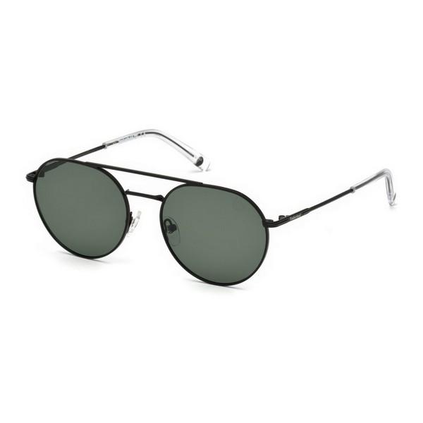 Gafas de Sol Unisex Timberland TB9158-5402R Negro (54 Mm)