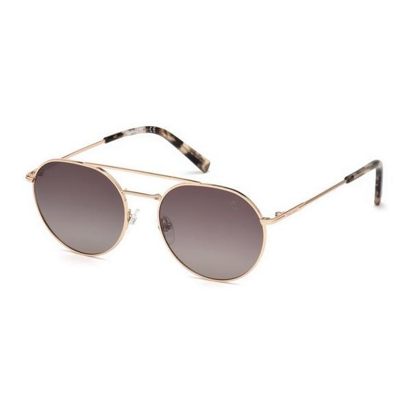 Gafas de Sol Unisex Timberland TB9158-5428H Dorado (54 Mm)