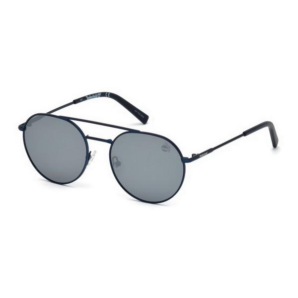 Gafas de Sol Unisex Timberland TB9158-5491D Azul (54 Mm)