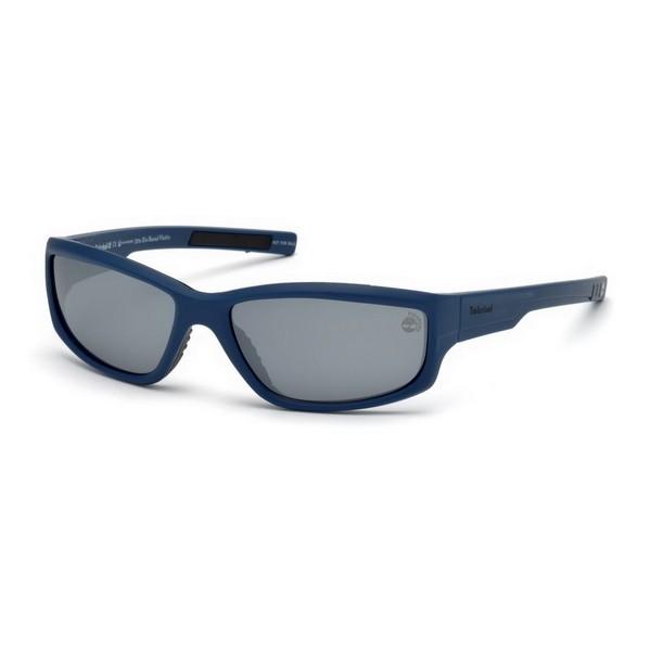 Gafas de Sol Unisex Timberland TB9154-6291D Azul (62 Mm)