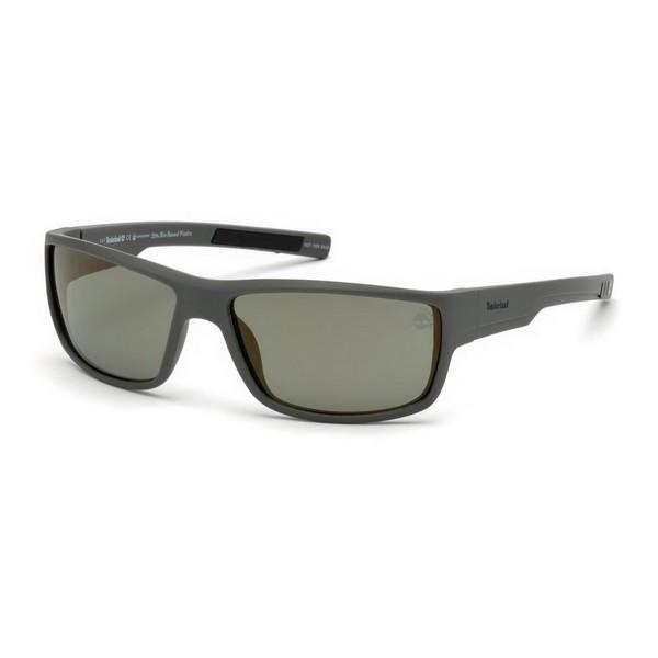 Gafas de Sol Unisex Timberland TB9153-6397R Gris (62 Mm)