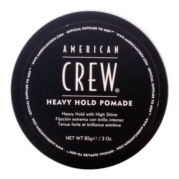 Firm Hold Wax Heavy Hold Pomade American Crew