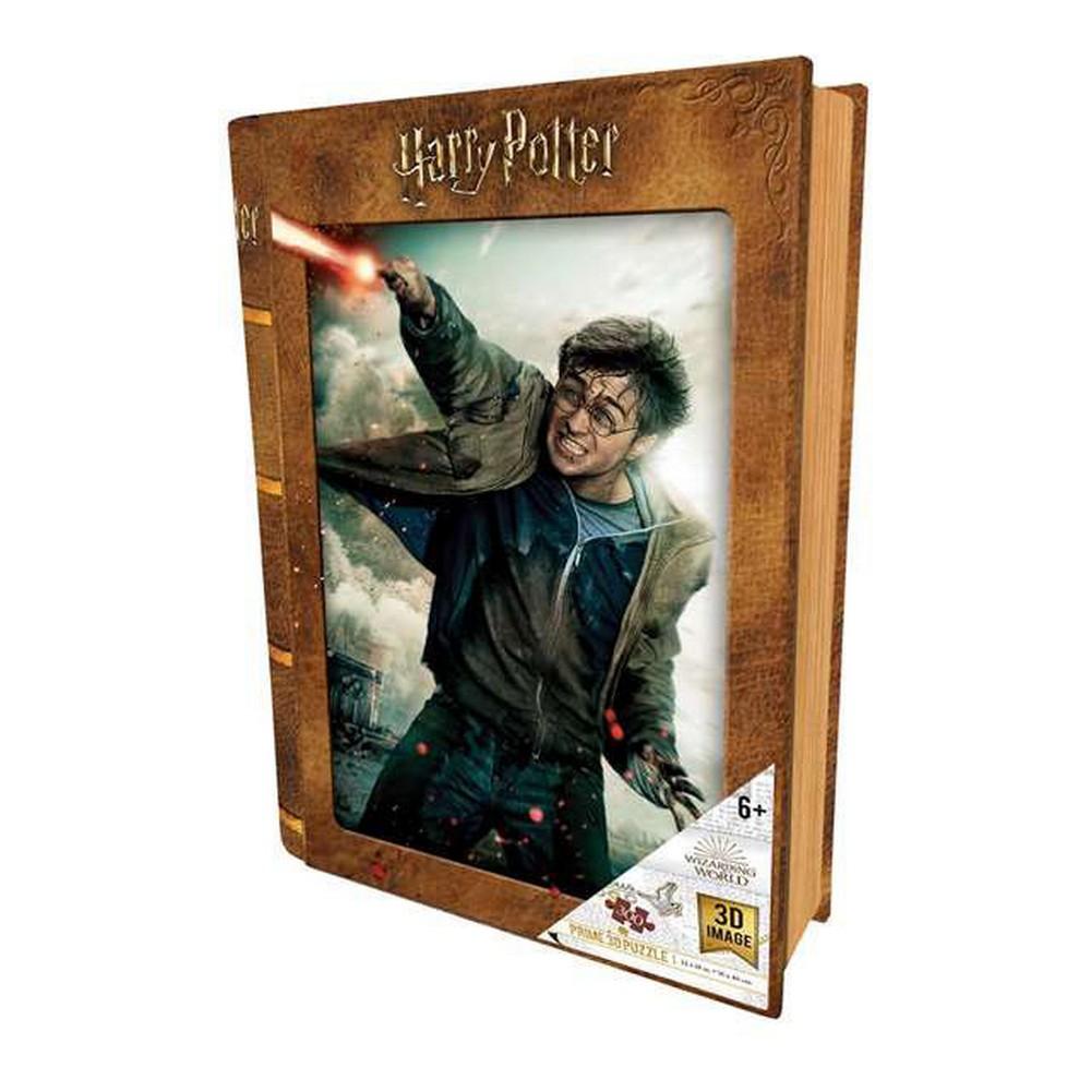 3D Puzzle Harry Potter Battle Prime3D (300 pcs)