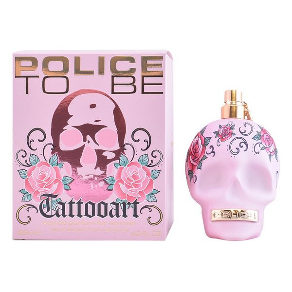 Perfume Mujer To Be Tattoo Art Police EDP (125 ml)