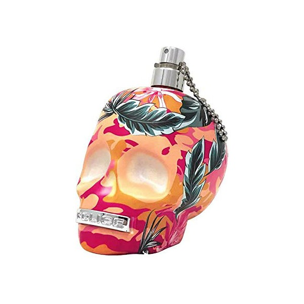 Perfume Mujer To Be Exotic Jungle Police EDP