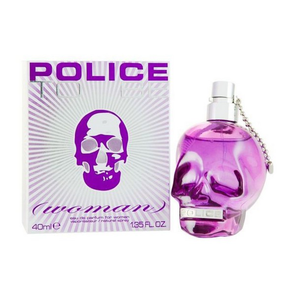 Perfume Mujer To Be Police EDP (40 ml)