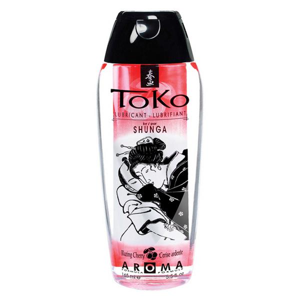 Lubricante de Fresa Toko Shunga SH6400 (165 ml)