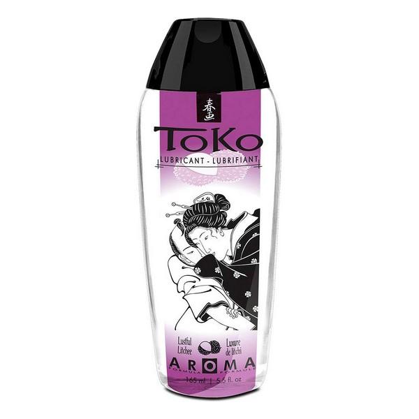 Toko Lubricant Lustful Litchee (165 ml) Shunga SH6421 Sweet (165 ml)