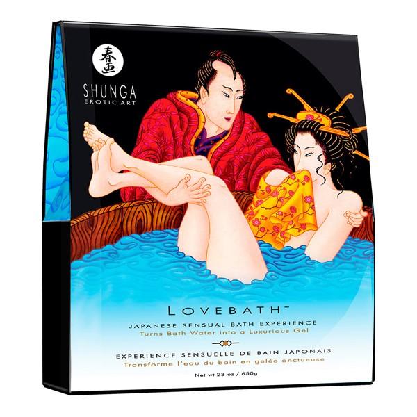 Lovebath Ocean Temptations Shunga 8000