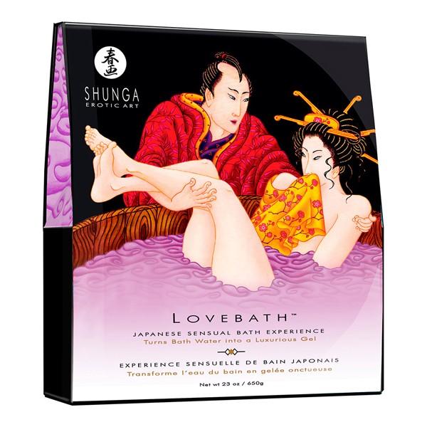 Lovebath Sensual Lotus Shunga 8024