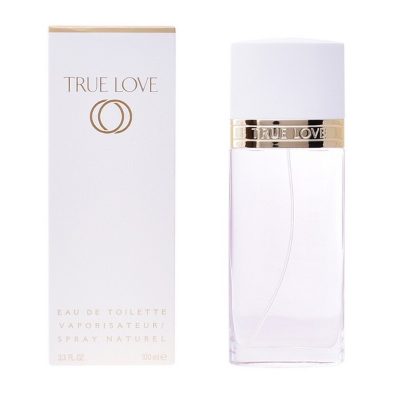 Perfume Mujer True Love Elizabeth Arden EDT (100 ml)