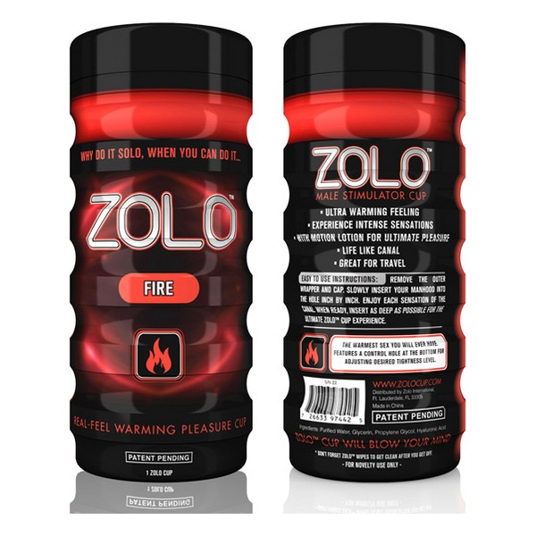Fire Cup Zolo ZOLOF