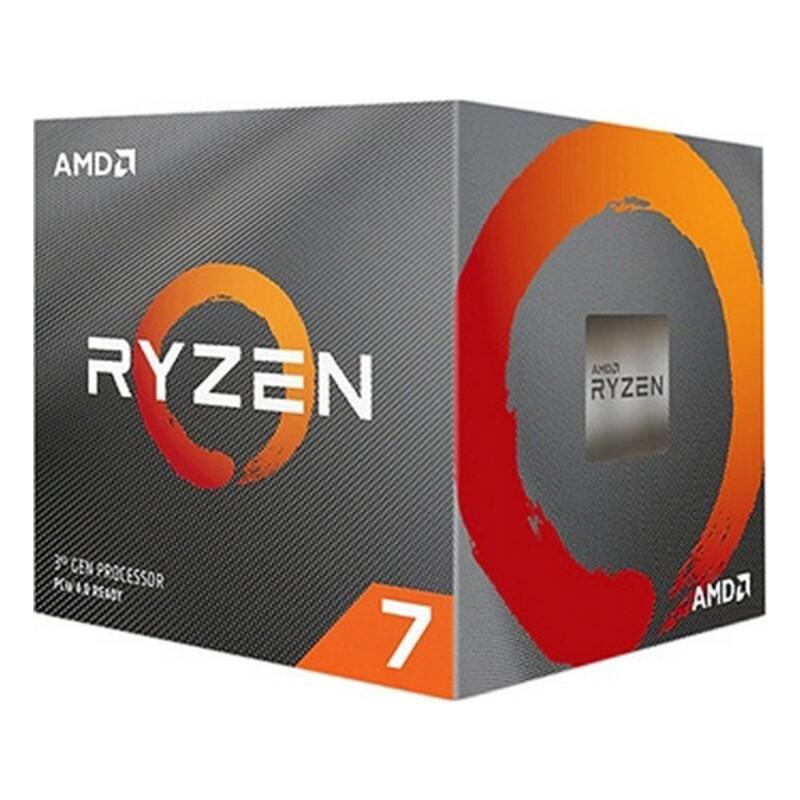 Processor AMD Ryzen™ 7-3800X 4.5 GHz 32 MB