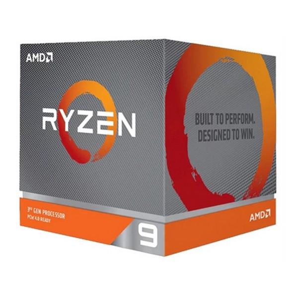 Processor AMD Ryzen 9-3900X 3.8 GHz 64 MB