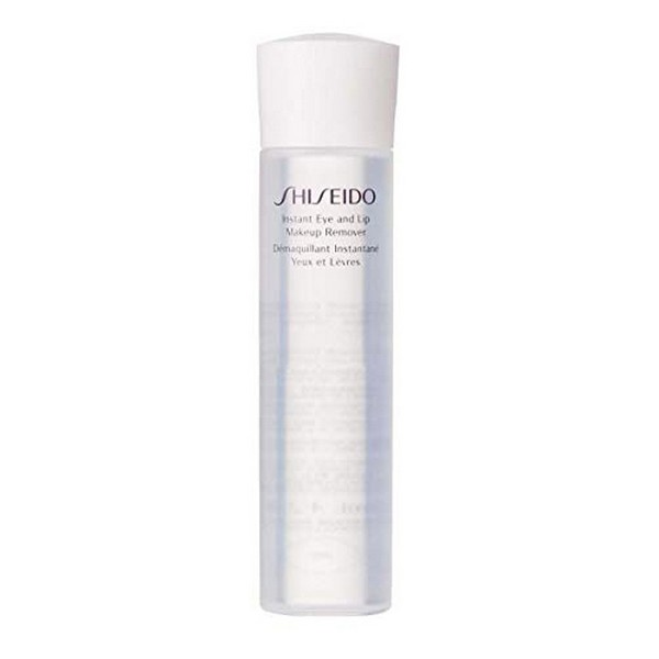 Eye Make Up Remover The Essentials Shiseido (125 ml)