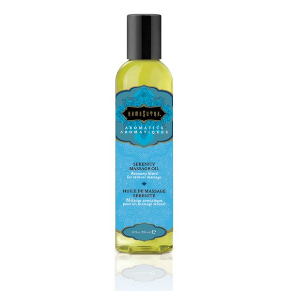 Aromatic Massage Oil Serenity Kama Sutra 10015
