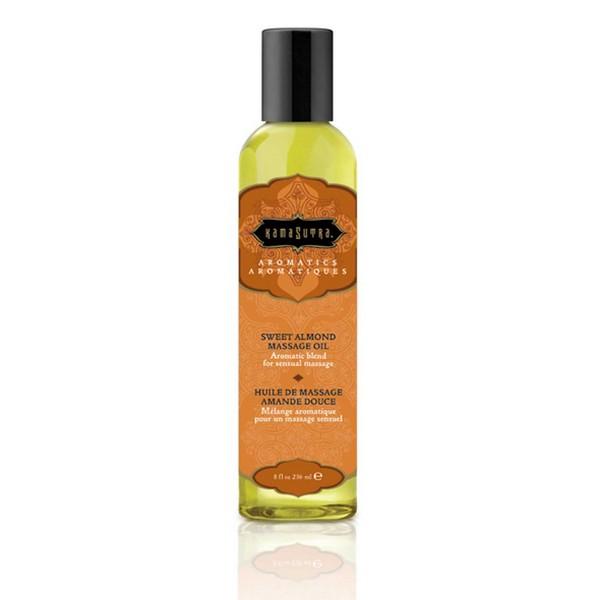 Aromatic Massage Oil Sweet Almond Kama Sutra 10021
