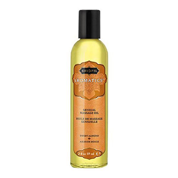 Aromatic Massage Oil Sweet Almond 59 Ml Kama Sutra 02759