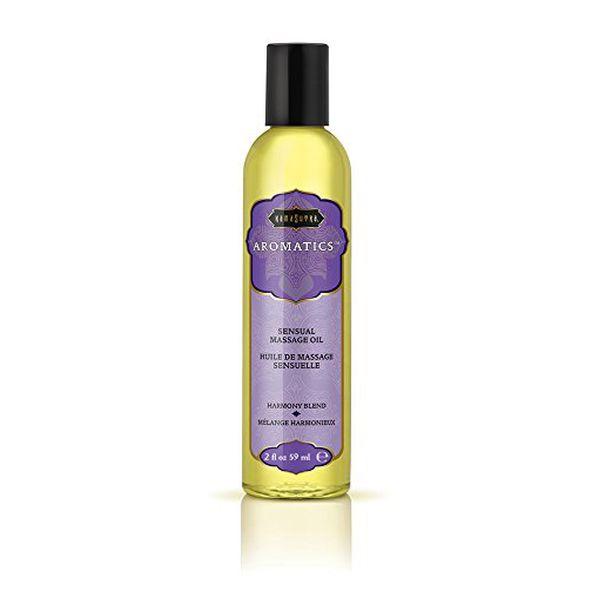 Aromatic Massage Oil Harmony Blend 59 Ml Kama Sutra 2766